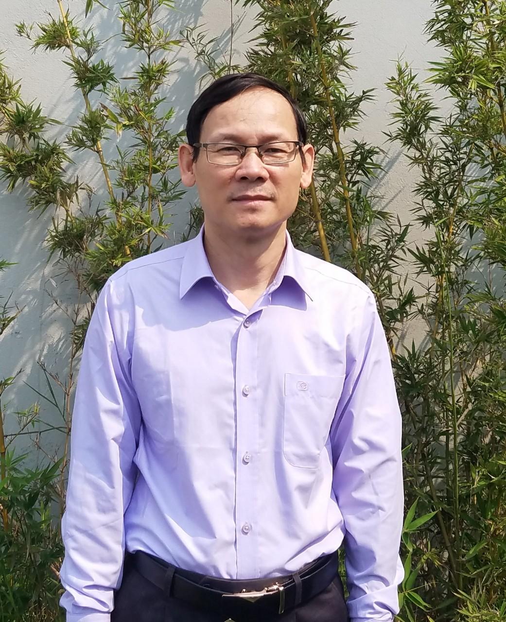 Phó Trưởng phòng: TS.KTS. Lý Văn Vinh