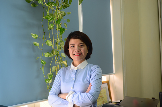 Phó trưởng phòng: KS Nguyễn Thị Minh Phú