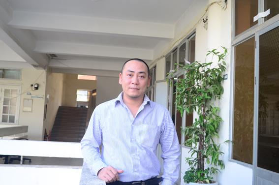 Phó trưởng phòng: Ths.Kts Nguyễn Bảo Sơn