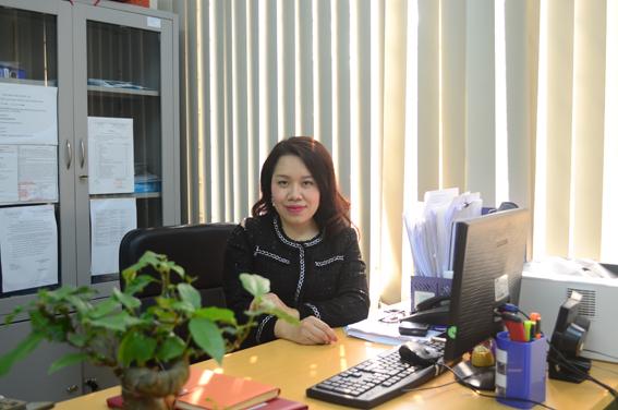 Phó trưởng phòng: Nguyễn Thu Trang