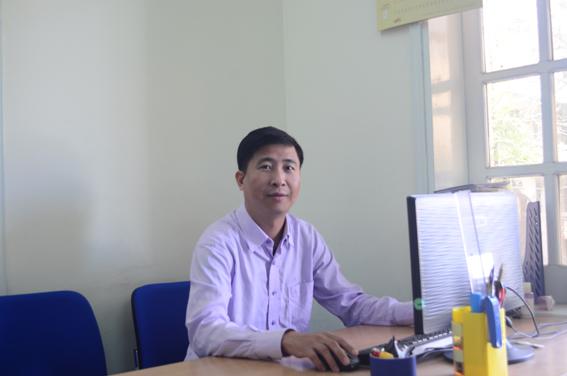 Phó phòng : Lê Quang Thường