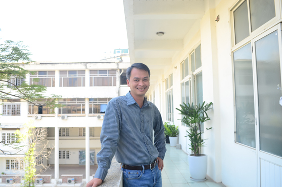 Giám đốc: KTS Chu Minh Tú