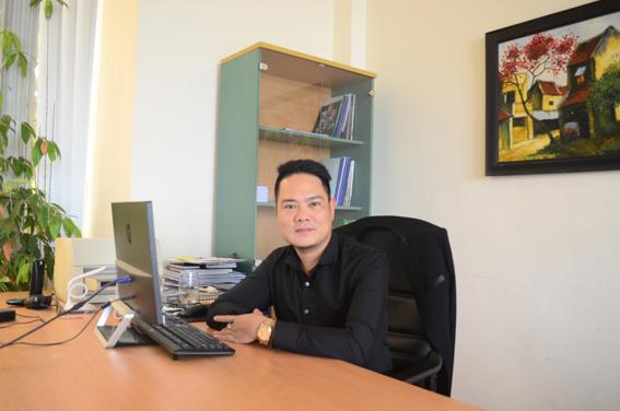 Phó giám đốc: KTS Nguyễn Vinh Thăng