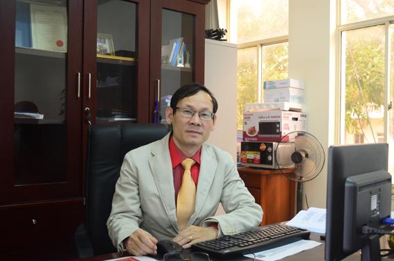 Phó trưởng phòng: KS.Lý Văn Vinh