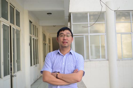 Phó Giám đốc: Kts Hoàng Minh Tuấn