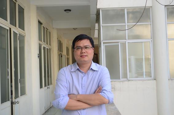 Phó trưởng phòng: Ths Phạm Quang Khải