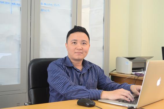 Trưởng phòng: TS.KTS Nguyễn Khánh Bình