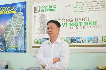 Phó Tổng biên tập: ThS.KTS Phạm Hoàng Phương