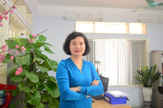 Trưởng phòng: TS.KTS Đào Thị Tiến Ngọc