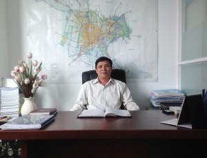 Phó giám đốc phụ trách: KTS Trương Văn Trường