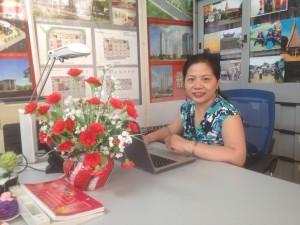 Nguyễn Thị Minh Tâm - Trung tâm Kiến trúc, quy hoạch nông thôn