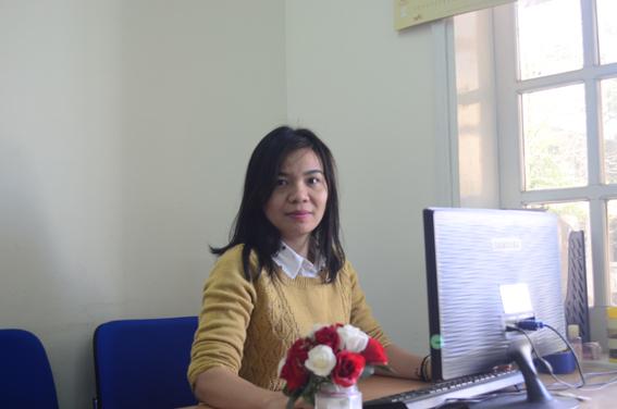 Phó phòng : Nguyễn Thị Yến Ninh
