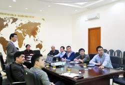 """Báo cáo """"Dự án đầu tư Xây dựng Trung tâm Giáo dục Quốc phòng – ĐHQGHN tại Hòa Lạc"""""""