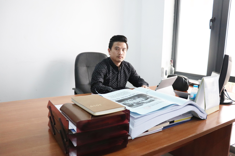 Phó Giám đốc: ThS.KTS Trần Vũ Thắng