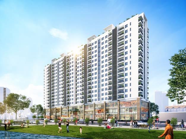 Dự án: Đầu tư xây dựng chung cư thương mại khu đất hỗn hợp HH-1 thuộc khu số 1. Khu đô thị phía Nam thành phố Bắc Giang Chủ đầu tư: Công ty cổ phần đầu tư 379 Tổng mức đầu tư của dự án: 450 tỷ đồng
