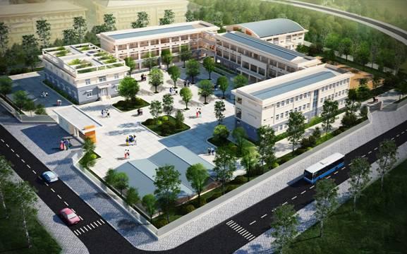 Trường THCS Đặng Xá  – Gia Lâm – Hà Nội