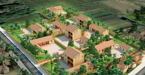 Nghiên cứu mẫu thiết kế điển hình nhà ở NTM vùng Đồng băng Bắc bộ