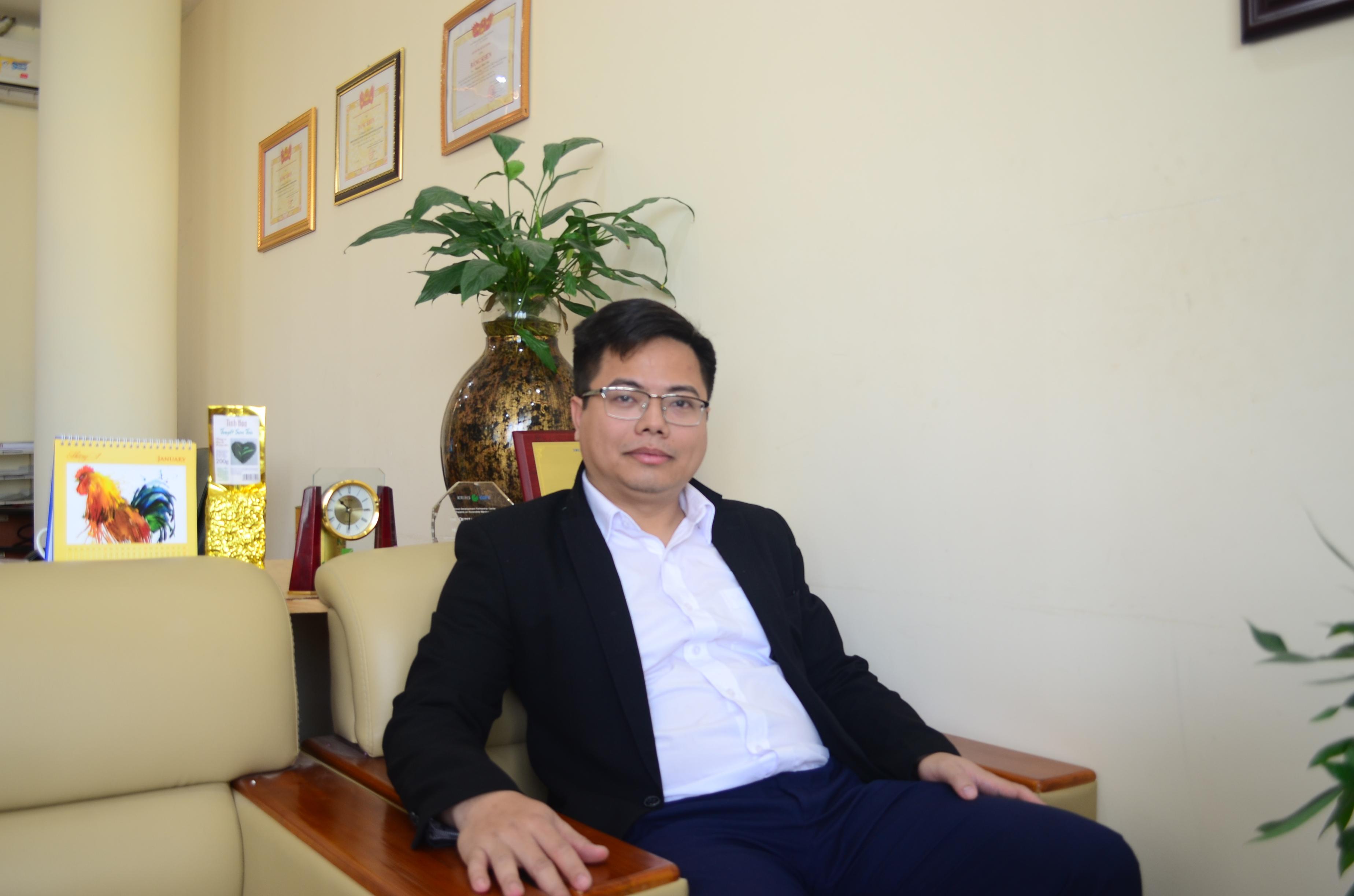 Giám đốc: Nguyễn Minh Đức