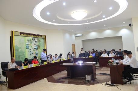 PGS.TS.KTS Trần Trọng Hanh, chủ tịch hội đồng bảo vệ