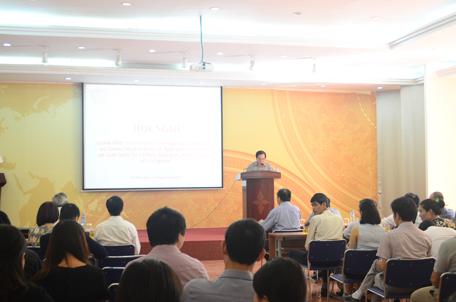Viện KTQG tổ chức Hội nghị phổ biến, quán triệt đường lối, chủ trương của Đảng, chính sách, pháp luật của Nhà nước