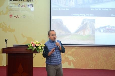 KTS Nguyễn Mạnh Trí (ĐH Xây dựng)
