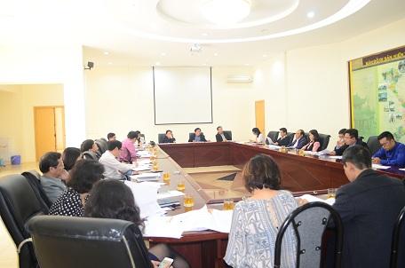 Viện KTQG lấy ý kiến đóng góp Dự thảo Nghị định quy định chức năng, nhiệm vụ, quyền hạn và cơ cấu tổ chức của Bộ Xây dựng