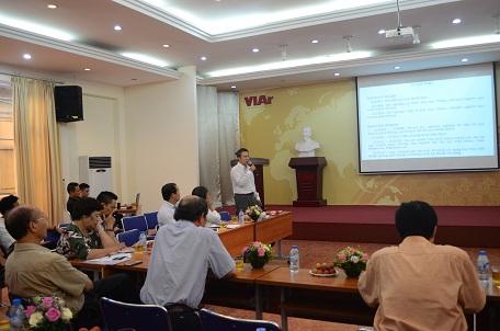 TS Phan Lê Bình – chuyên gia JiCa