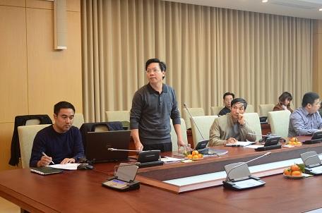 Họp nghiệm thu dự án Thiết kế đô thị mẫu lô phố thuộc các phường Tân Lập – Lộc Thọ, TP Nha Trang, tỉnh Khánh Hòa