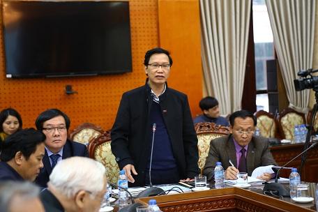 Hội thảo: Quy hoạch đô thị Hà Nội, định hướng phát triển kiến trúc, quy hoạch khu vực phía Bắc sông Hồng