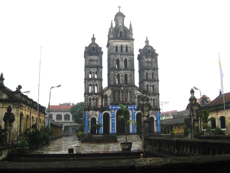 Nhà thờ xứ Hà Hồi - Hà Nội