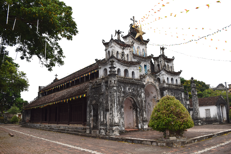 Nhà thờ Hảo Nho - Ninh Bình