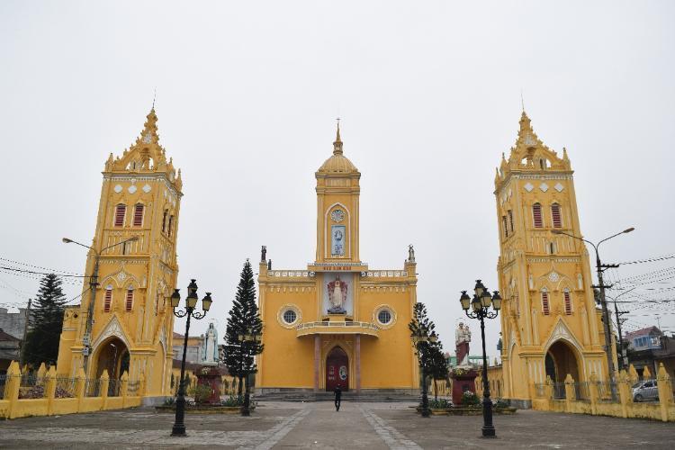 Nhà thờ Kẻ Sặt - Hải Dương