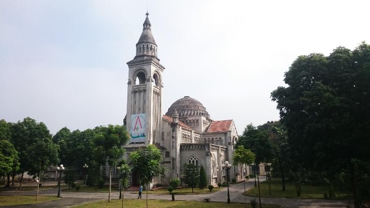 Nhà thờ chánh tòa Hưng Hóa (Sơn Tây) - Hà Nội