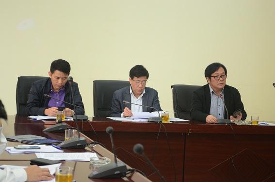 Viện Kiến trúc Quốc gia làm việc với UBND quận Hoàn Kiếm