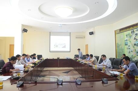 """Họp nghiệm thu đề tài """"Xây dựng mô hình quy hoạch kinh tế làng xã nông thôn mới vùng Đồng bằng sông Hồng, Trung du miền núi phía Bắc"""""""