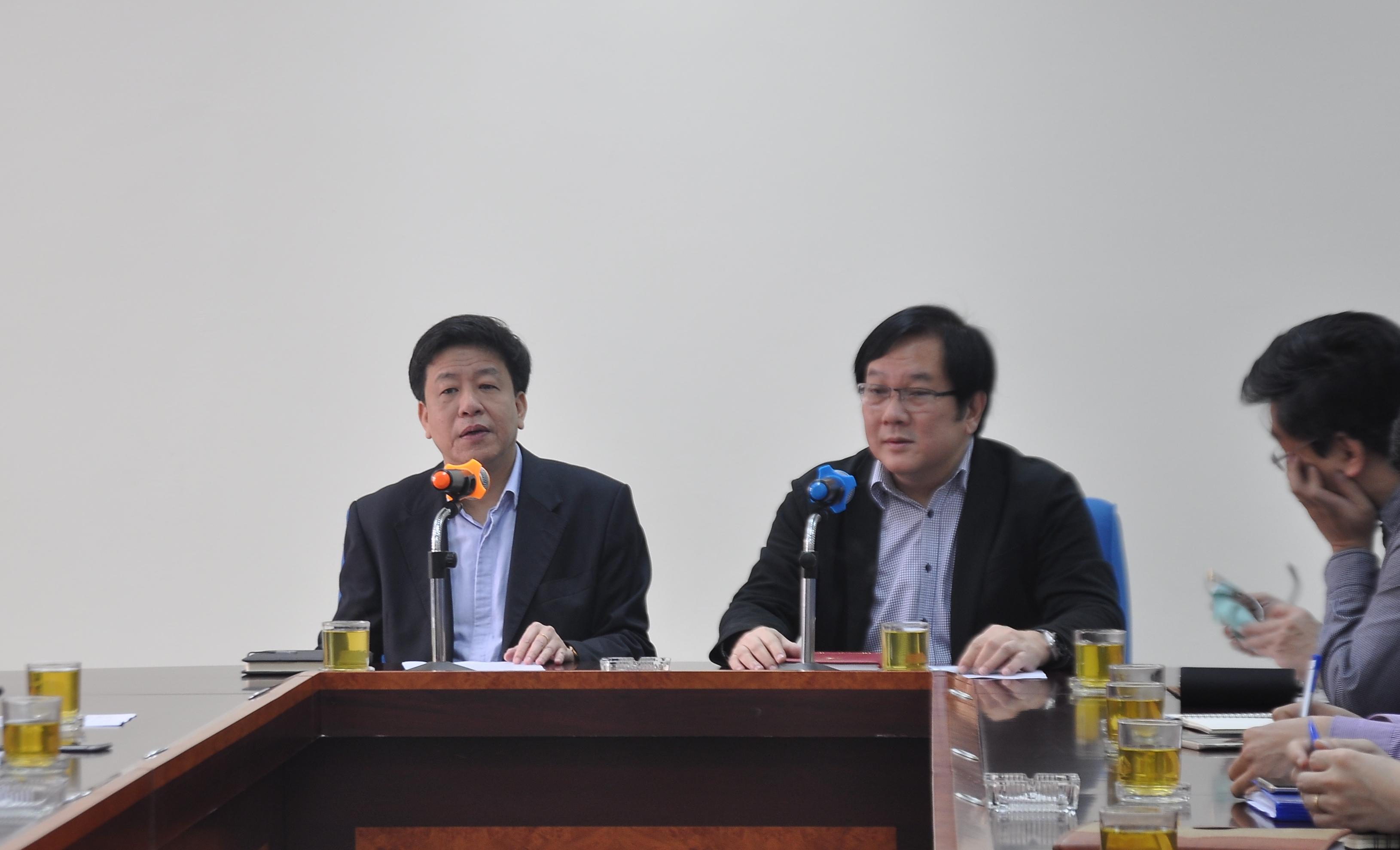 UBND quận Hoàn Kiếm và Viện Kiến trúc Quốc gia tổng kết công tác thực hiện Thoả thuận Hợp tác