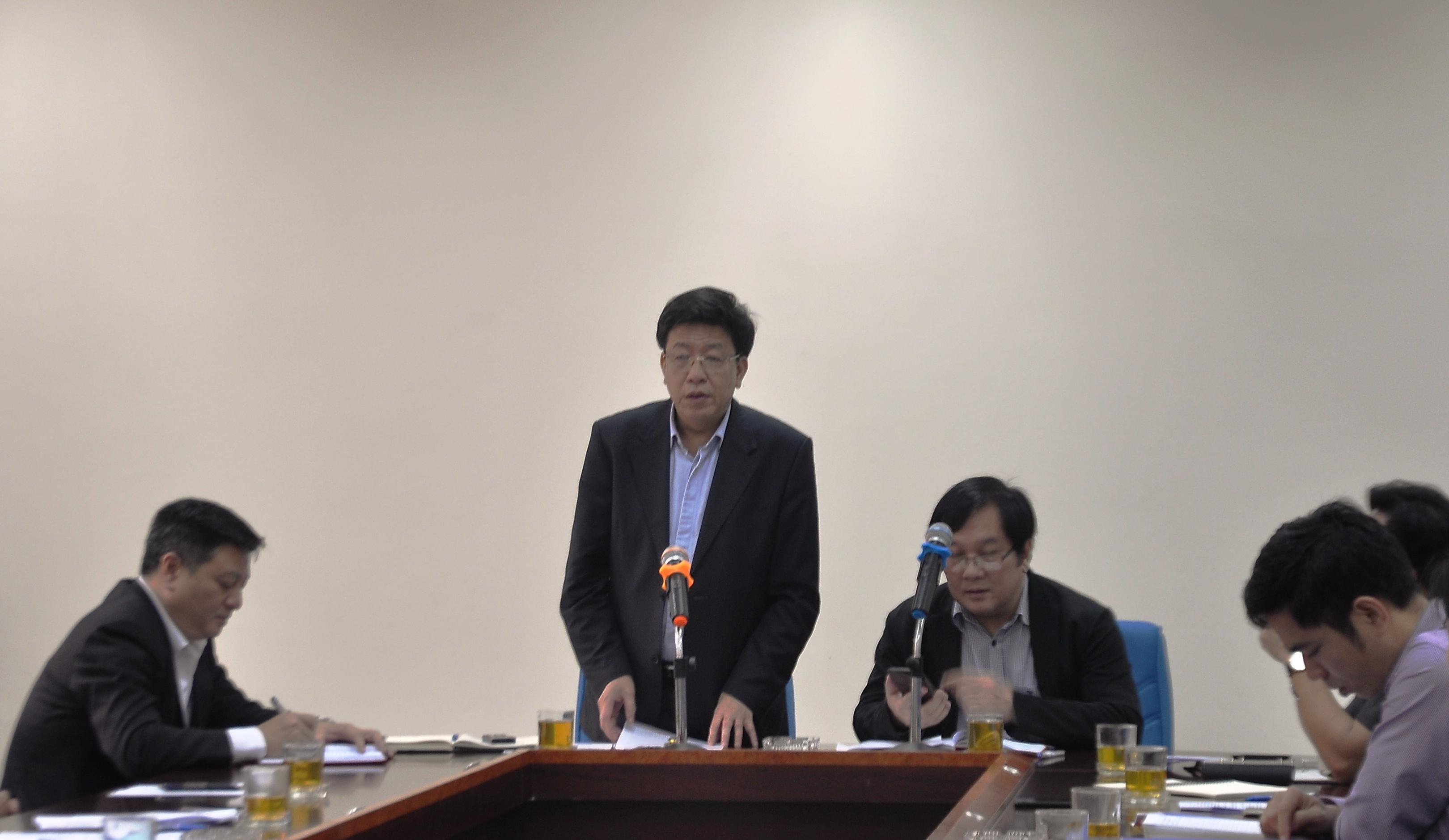 Bí thư Dương Đức Tuấn tổng kết Hội nghị