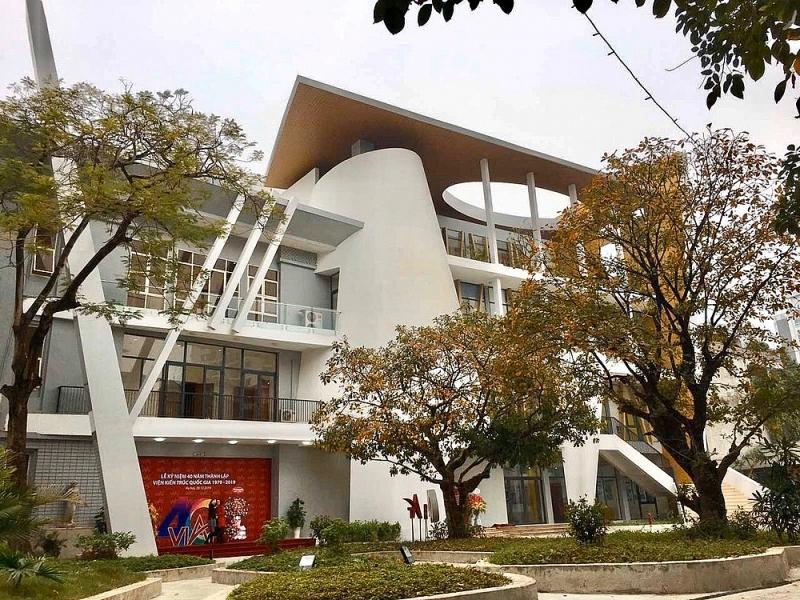 Trải qua 40 năm hình thành và phát triển, Viện Kiến trúc Quốc gia đã tích cực xây dựng, phát triển và đạt được những kết quả đáng ghi nhận trên nhiều lĩnh vực hoạt động.