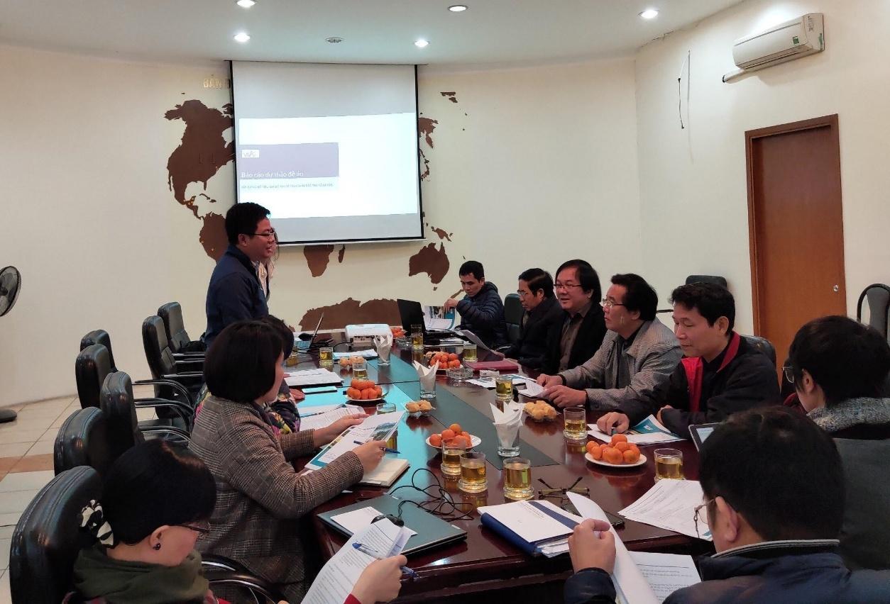 Viện Kiến trúc Quốc gia (VIAR) họp chuyên gia lấy ý Kiến xây dựng bộ tiêu chí Đô thị có tính chất đặc thù về di sản và lịch sử cho đô thị Thừa Thiên Huế