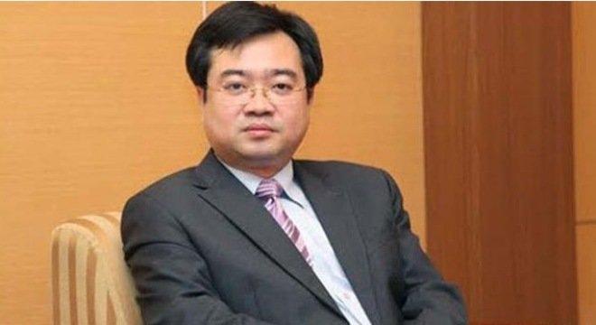 Ông Nguyễn Thanh Nghị được bổ nhiệm giữ chức Thứ trưởng Bộ Xây dựng