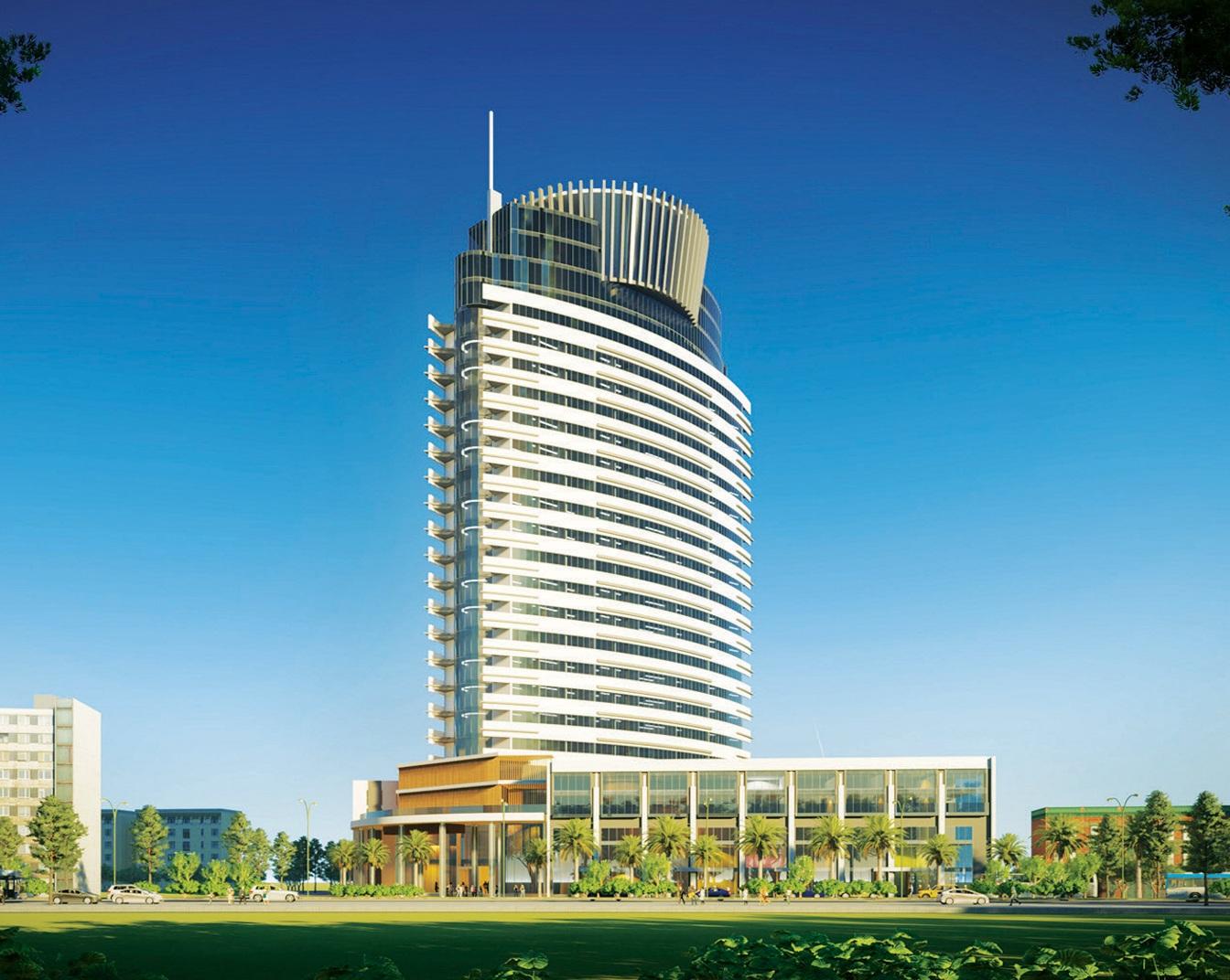 Công trình Tổ hợp khách sạn, thương mại 30 Tầng Bắc Ninh
