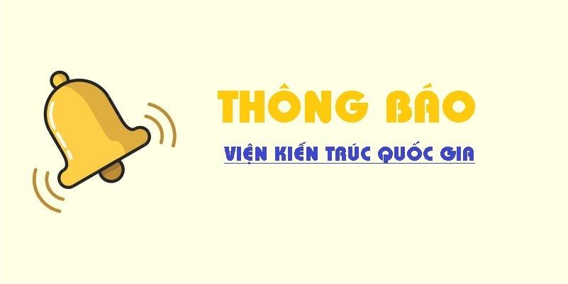 Thông báo số 29/TB-VKTQG ngày 10 tháng 06 năm 2021